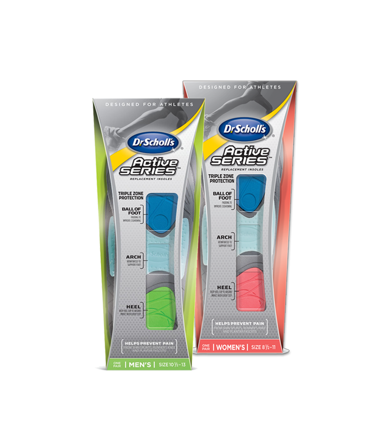 Dr Scholls Active Series